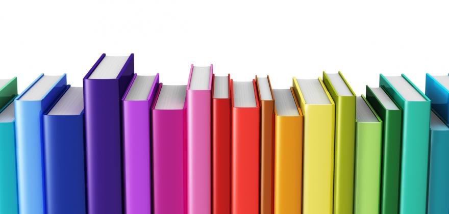 10 livres pour colorer votre été - bibliothèques de Cergy-Pontoise